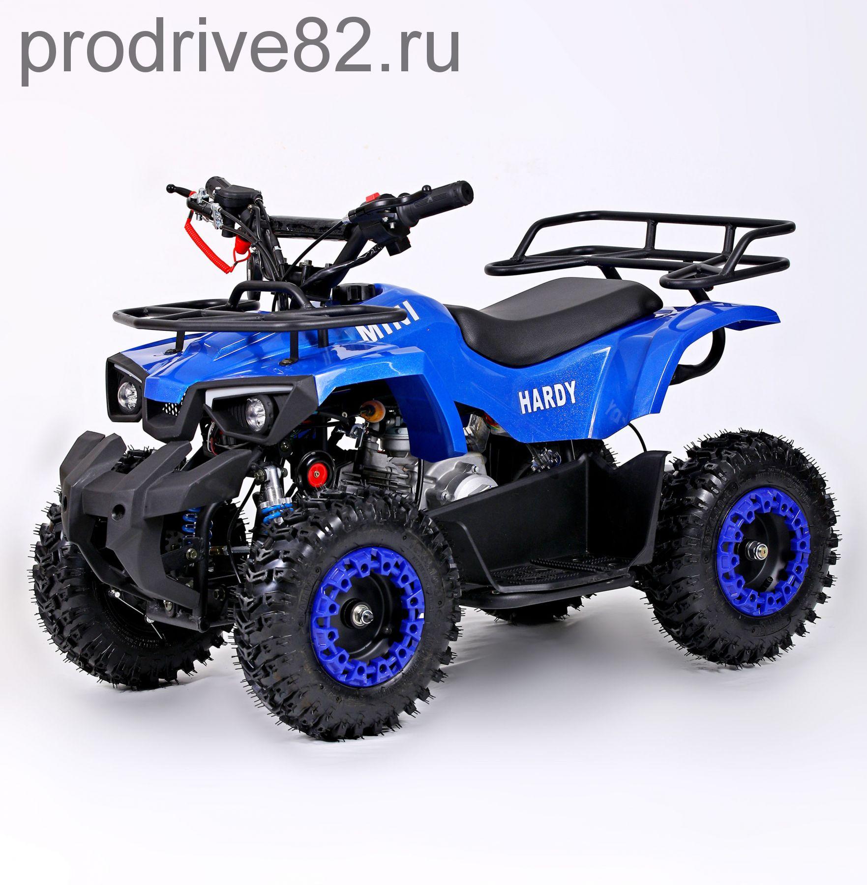 Motoland 2T электростартер Квадроцикл бензиновый