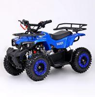Mowgli Mini Hardy 4T Квадроцикл бензиновый синий 1