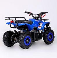 Mowgli Mini Hardy 4T Квадроцикл бензиновый синий 4