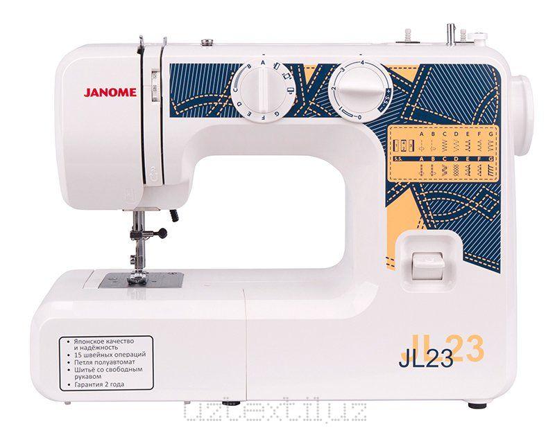 Швейная машина Janome JL-23 Tikuv Mashinasi