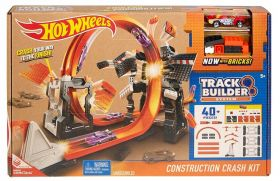 HOT wheels Track Builder: Взрывной набор (DWW96)
