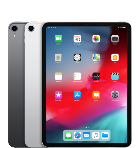 Apple iPad Pro 11 (2018) Space Gray 1Tb Wi-Fi