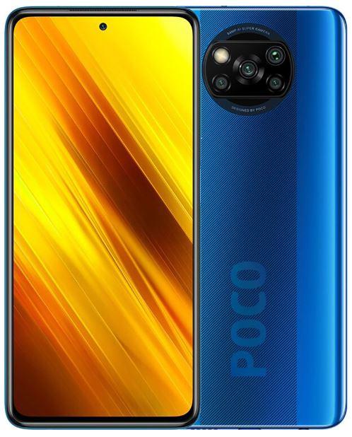 Смартфон Xiaomi Poco X3 NFC 6/64GB RU