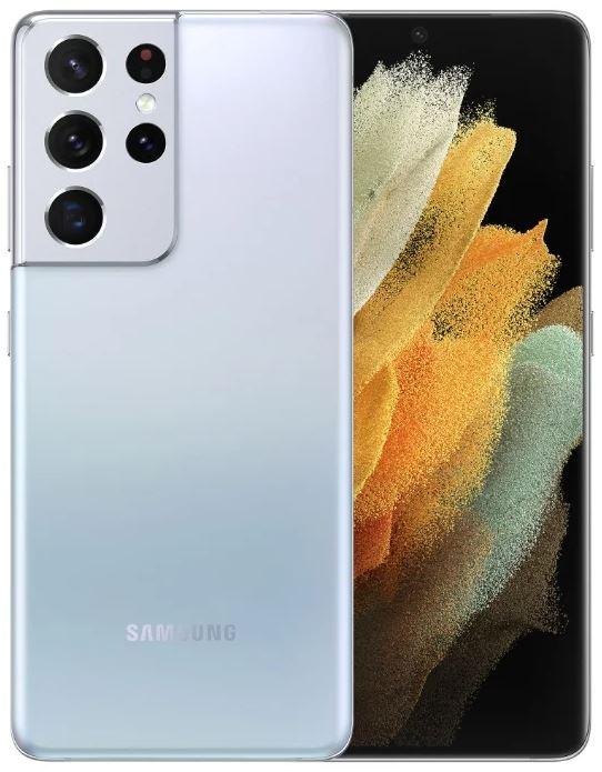 Смартфон Samsung Galaxy S21 Ultra 5G 12/256GB RU
