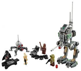 75261 Лего Шагоход-разведчик клонов