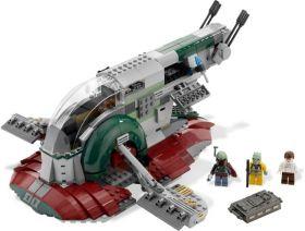 8097 Лего Звездолет Слейв I