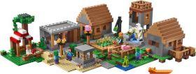21128 Лего Деревня