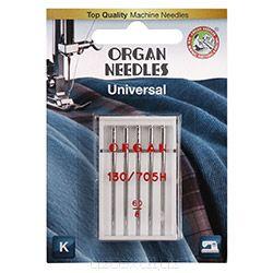 Иглы Бытовые Organ 130/750H HAx1 в Блистере №100 (16)