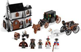4193 Лего Побег из Лондона