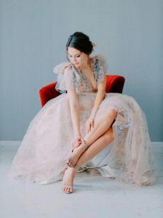 """Свадебное платье """"Джосет"""" от Татьяны Каплун"""