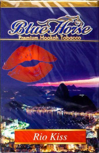 Табак для кальяна Blue Horse Rio Kiss