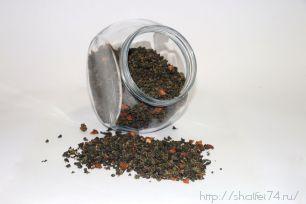 "Чай зелёный "" Клубничный улун"" 100гр."