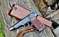 купить охолощенный пистолет стечкина