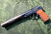 охолощенный пистолет р 413