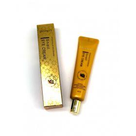DEOPROCE Whitening & Anti-Wrinkle Snail Eye Cream 40ml - Улиточный крем для осветления и разглаживания кожи век