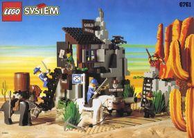 6761 Лего Убежище бандитов