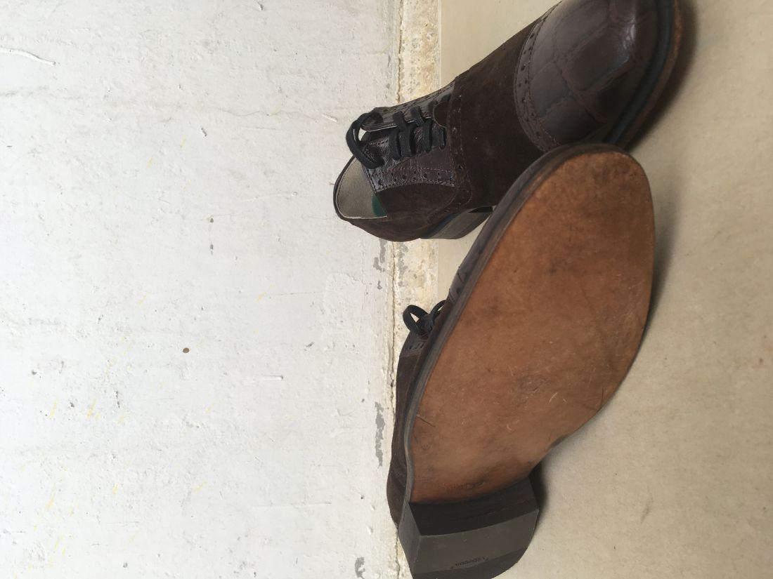 Туфли танцевальные индивидуальный пошив