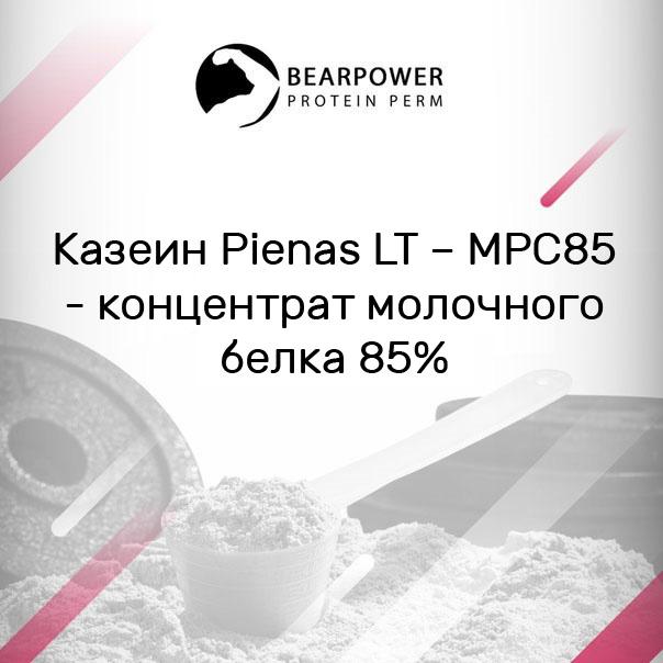 Казеин Pienas LT – MPC85 - концентрат молочного белка 85%