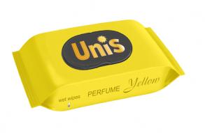 ТМ «Unis» Perfume 48 yellow антибактериальные