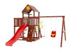 Детская площадка IgraGrad Панда Фани с балконом