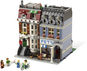 10218 Лего Зоомагазин