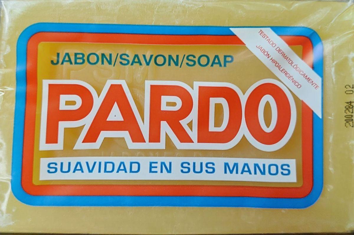 Мыло-пятновыводитель Pardo 300г