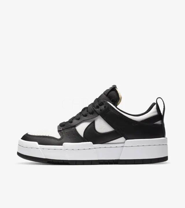 Nike Dunk Disrupt Black