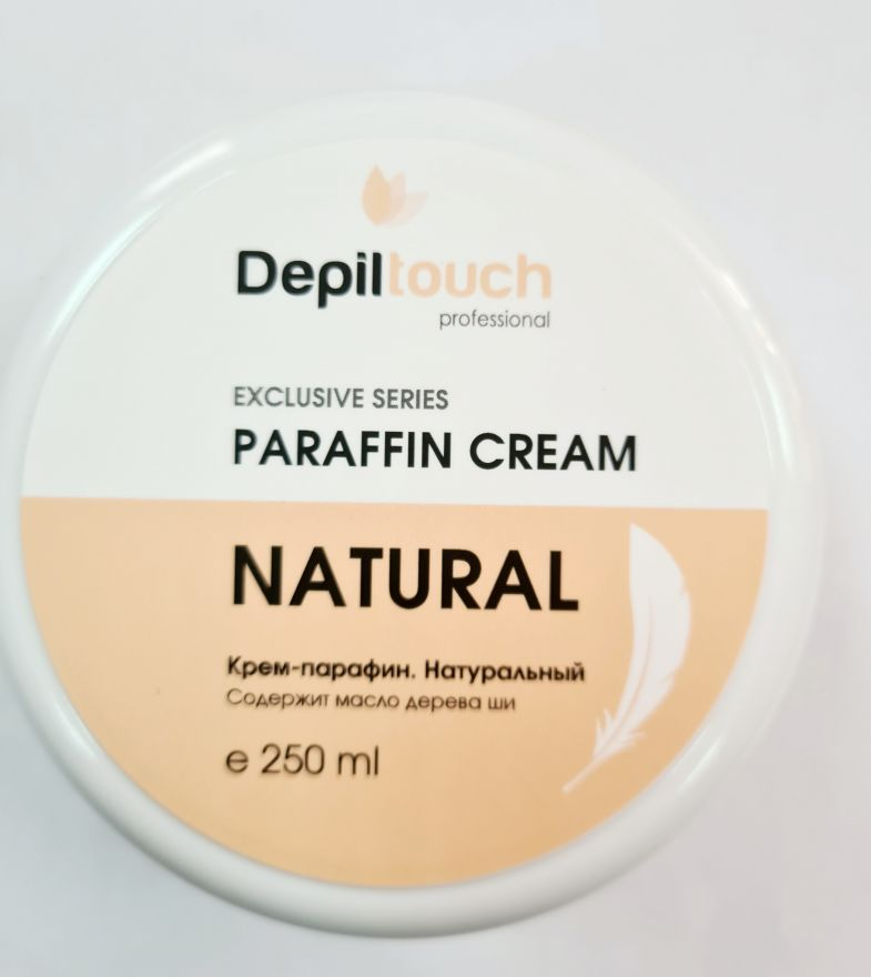 Depiltouch Крем-парафин Натуральный, 250 мл.