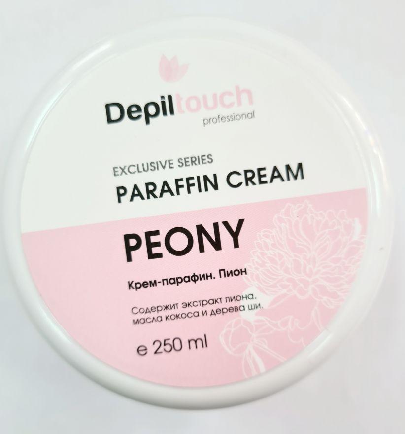Depiltouch Крем-парафин Пион, 250 мл.