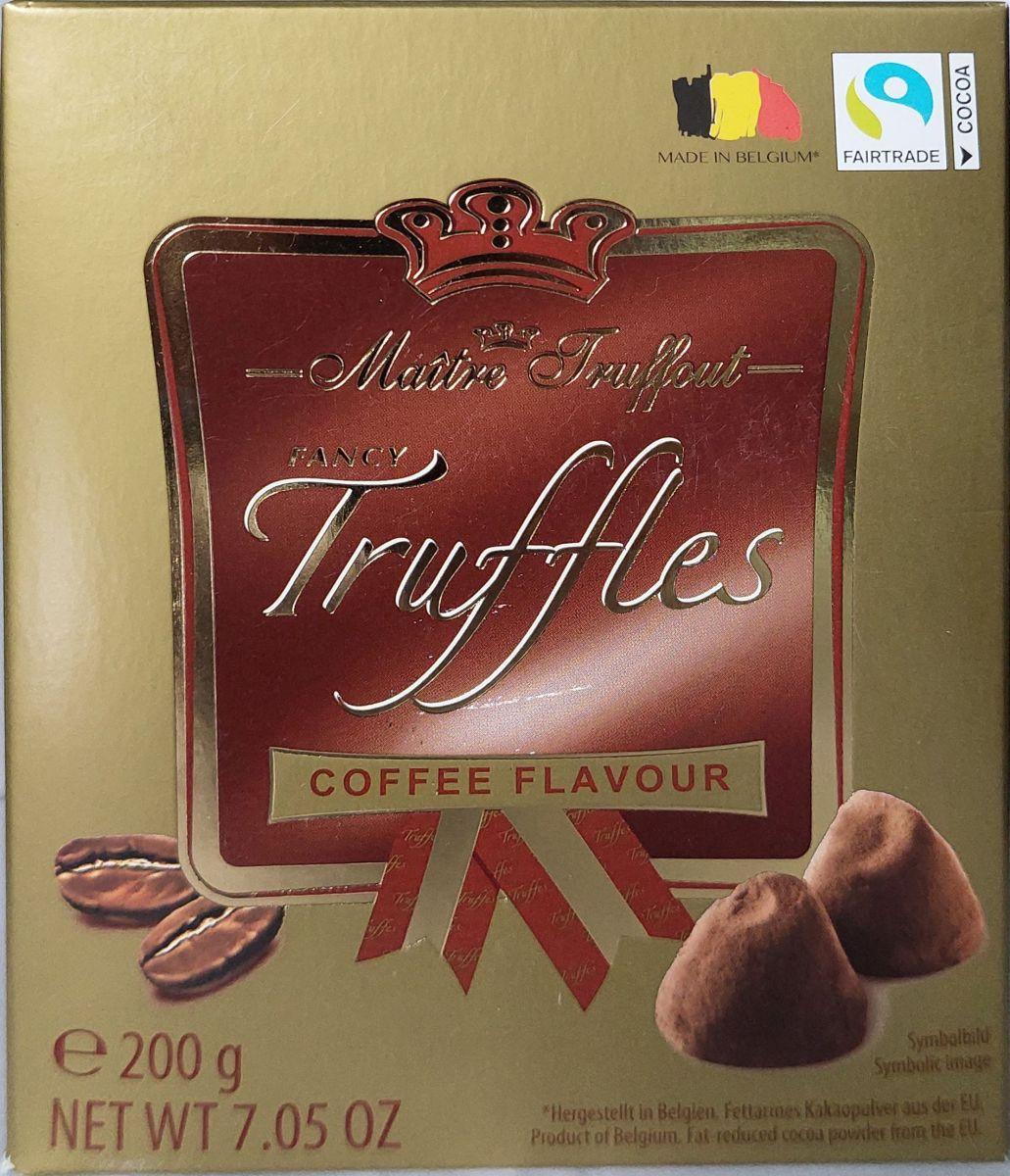 Трюфели Maitre Truffout (кофе) 200г