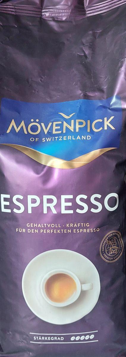 Кофе в зернах Movenpick Espresso (5) 1кг
