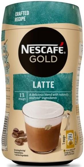 Кофе растворимый Nescafe Latte Macchiato 225г