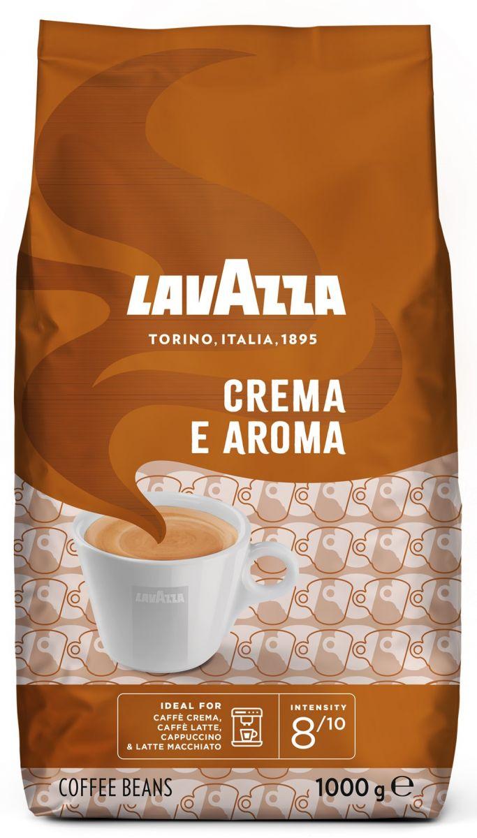 Кофе в зернах Lavazza Crema e Aroma (8) 1кг