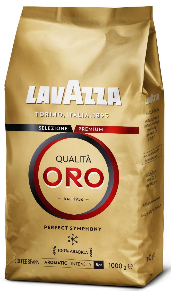 Кофе в зернах Lavazza Qualita Oro (5) 1кг