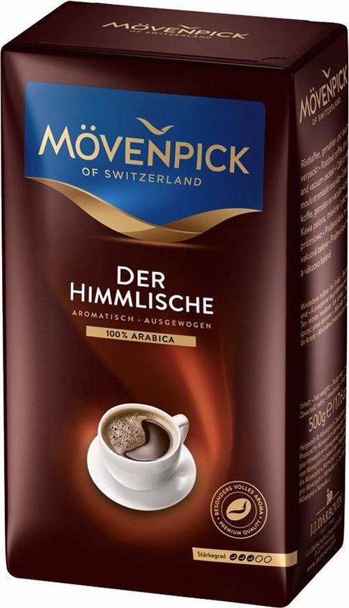Кофе молотый Movenpick Der Himmlische (3) 500г