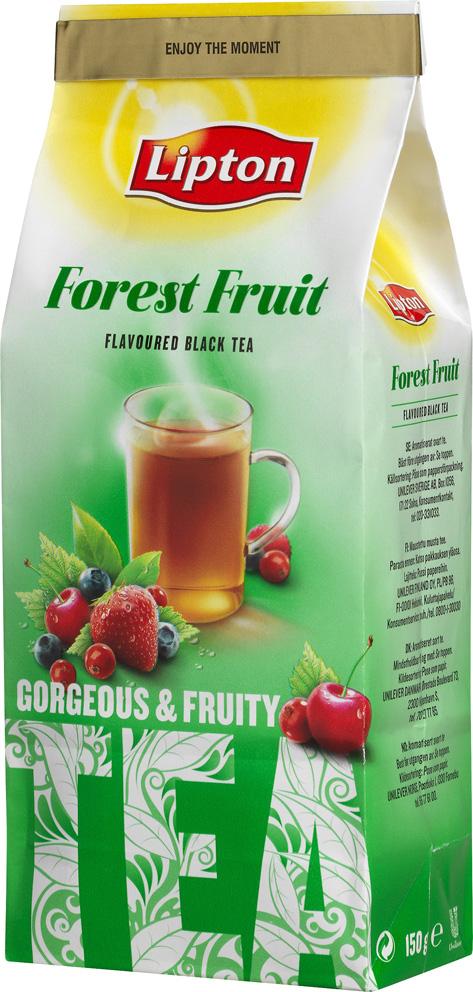 Чай Lipton (лесные ягоды) 150г
