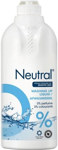 Средство для мытья посуды Neutral (антиаллергенное) 500мл