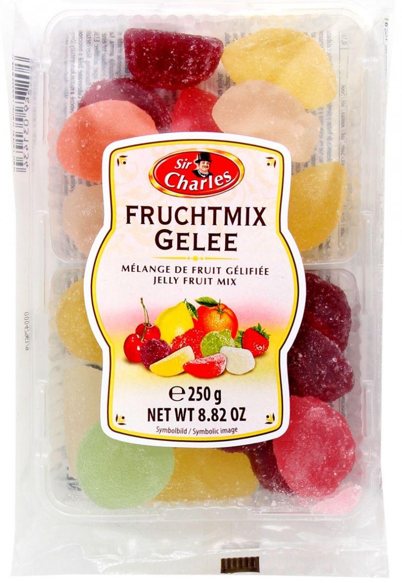 Мармелад Sir Charles (фруктовый) 250г