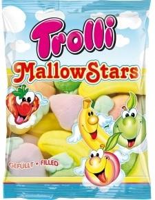 Маршмеллоус Trolli (фрукты с фруктовой начинкой) 150г