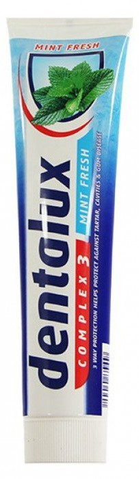 Зубная паста Dentalux (мятная свежесть) 125мл