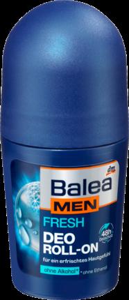 Дезодорант Balea Men (освежающий) шариковый 50мл