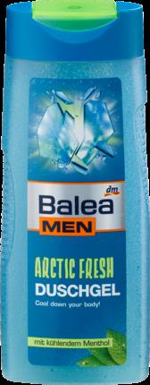 Гель для душа Balea Men (арктическая свежесть) 300мл