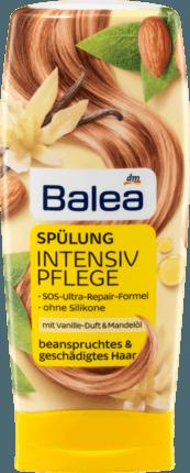 Кондиционер для волос Balea (экстракт ванили и манго) 300мл