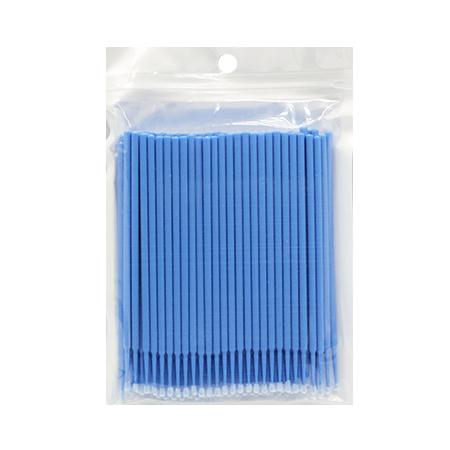 Микробраши , Цвет Синий, 100 шт/пакет