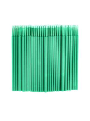 Микробраши , Цвет Зеленый, 100 шт/пакет