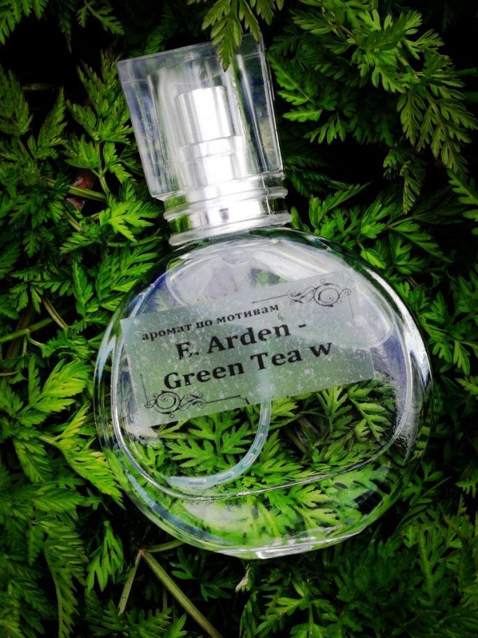 ~Духи Green Tea (w)~