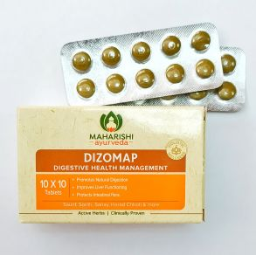 Дизомап   Dizomap   10 таб.   Maharishi Ayurveda