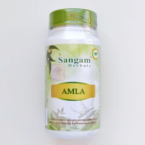 Амла   Amla   60 таб.   Sangam Herbals
