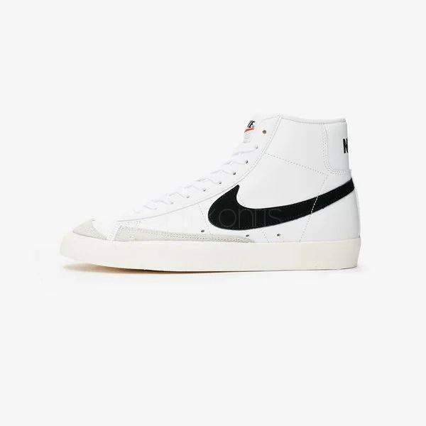 "Nike Blazer Mid 77 ""Sail-black"""