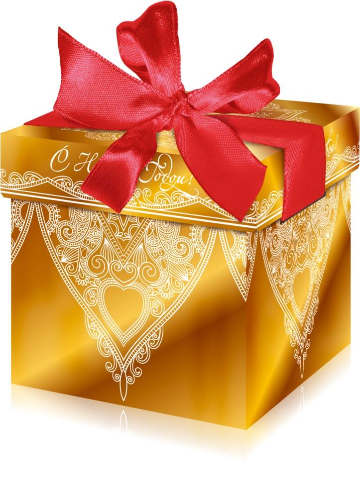 Кубик золотой 800 грамм